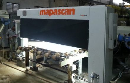 Mapascan in India