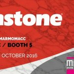 Mapastone at Marmomacc Verona Fair