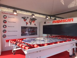Mapascan by Mapastone @ Verona Marmomacc Fair